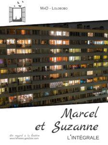 La couverture de Marcel et  suzanne en version intégrale E-pub